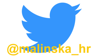 Follow @malinska_hr