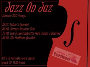 Jazz On Jaz - The Problems