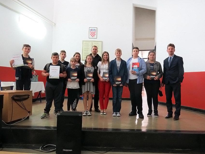 Obilježen Dan škole Dubašnica
