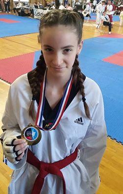 Ela Znaor osvojila zlatnu medalju