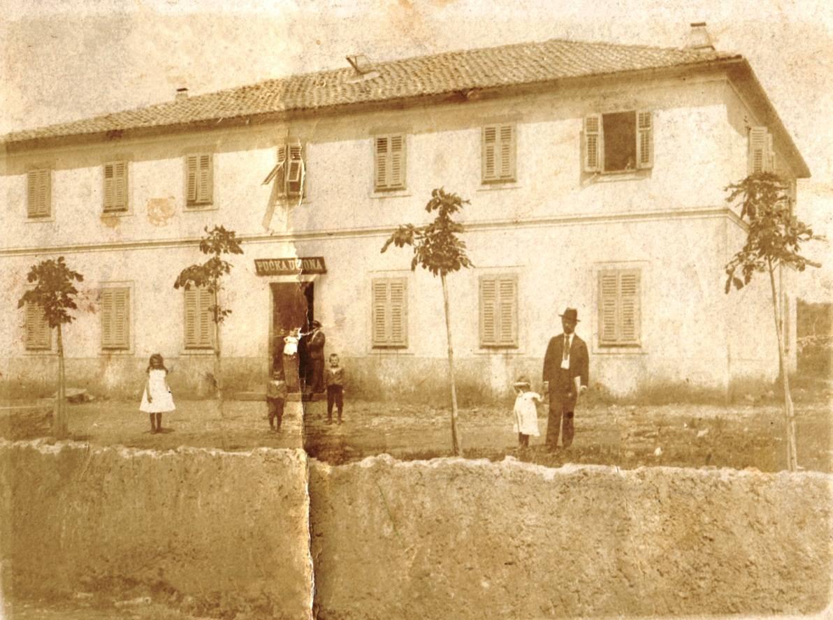 Škola u Bogovićima