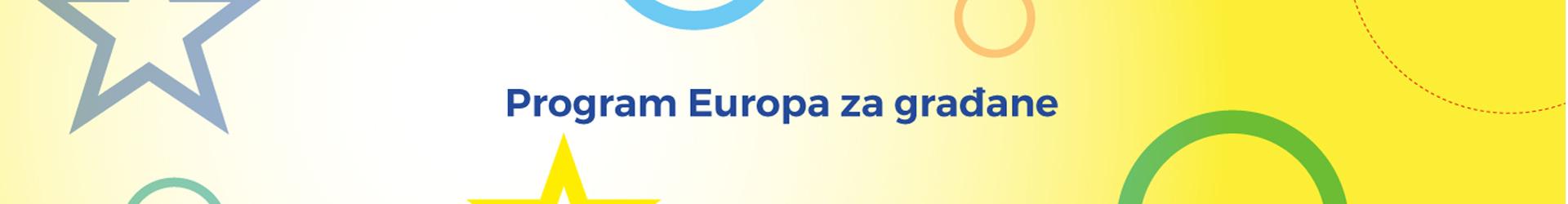 Program Europa za građane 2014. – 2020. u Rijeci