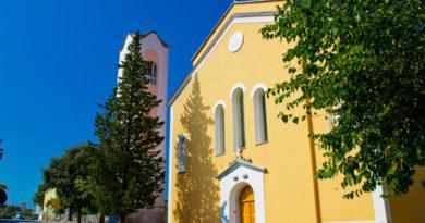 Proslava blagdana Svetoga Apolinara u župi Dubašnica