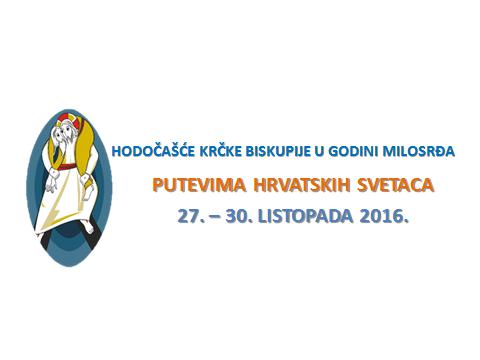 Hodočašće Krčke biskupije u godini Milosrđa