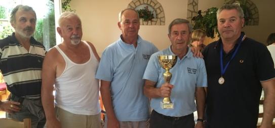 Boćari Svetog Vida Miholjica osvojili 12. međunarodni kup u slobodnom boćanju