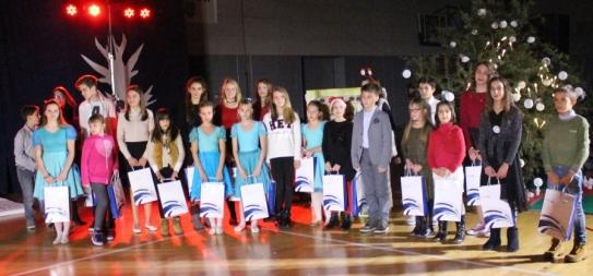 Božićni koncert u školi Malinska – Dubašnica
