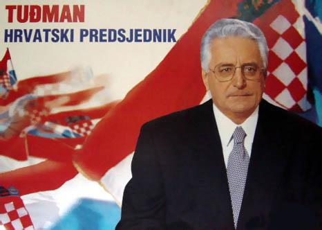 Franjo Tuđman – prvi hrvatski predsjednik