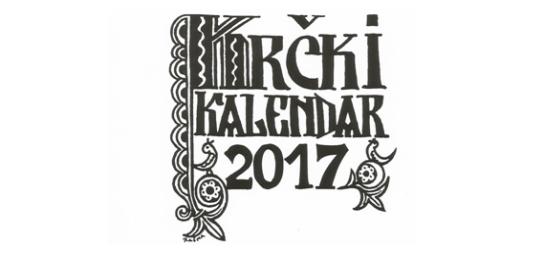 Krčki kalendar 2017