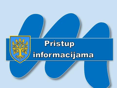Izvješće o provedbi Zakona o pravu na pristup informacijama za 2016. godinu – Općina Malinska – Dubašnica