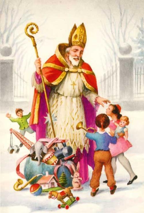 Dolazi Sveti Nikola