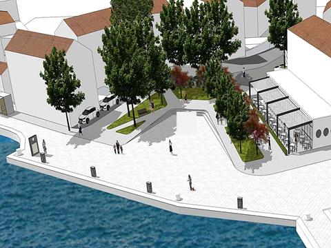 Počinje izgradnja trga u predjelu ispred restorana Riva – prema izboru mještana