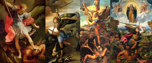 Sveti Mihovil i požari