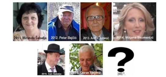 Izbor osobe godine otoka Krka