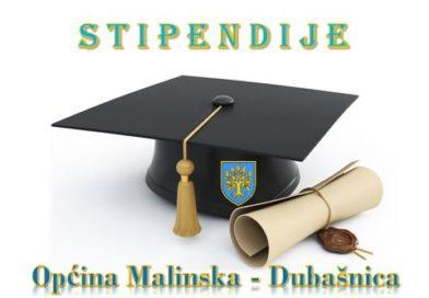 Natječaj za dodjelu stipendija učenicima i studentima u školskoj/akademskoj godini 2019/2020