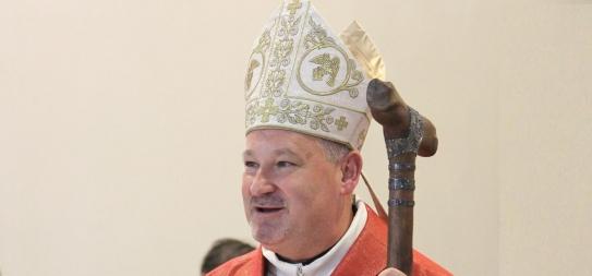 Božićna poruka Biskupa krčkog  Ivice Petanjka