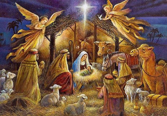 Rođenje Gospodnje – Božić