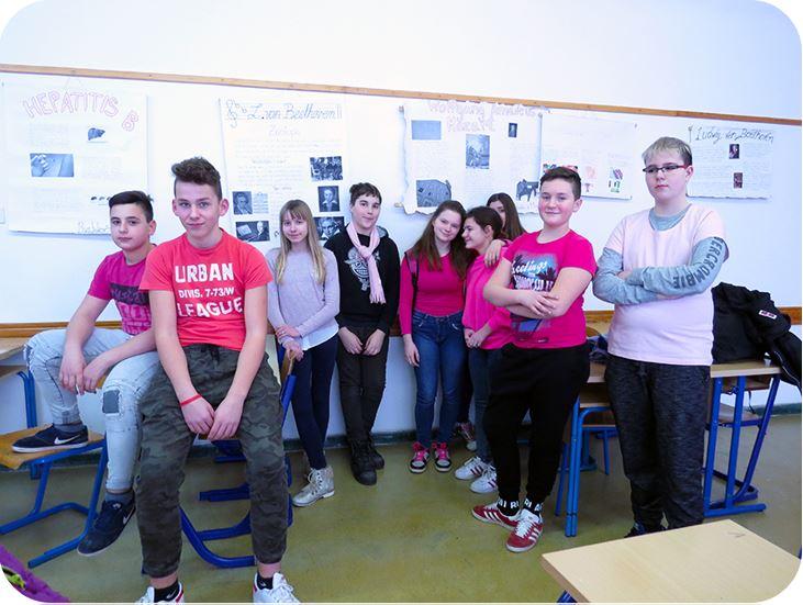 Dan ružičastih majica obilježen u Osnovnoj školi Malinska – Dubašnica