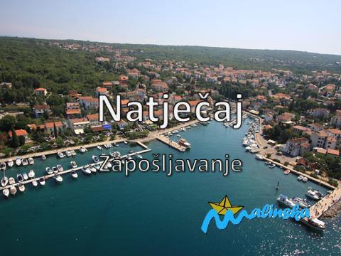 Natječaji turističke zajednice Općine Malinska – Dubašnica za zapošljavanje