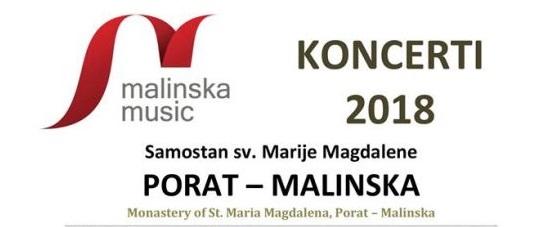 Malinska Music – koncerti klasične glazbe u samostanu Svete Marije Magdalene u Portu