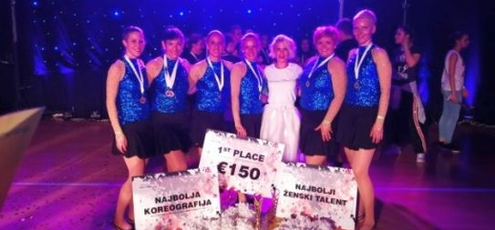 Održan Malinska Island Dance Competirton 2018
