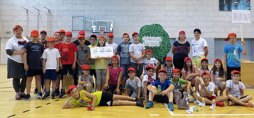 Eko kviz u osnovnoj školi Malinska – Dubašnica