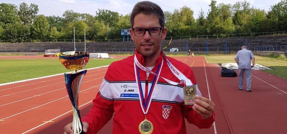 Samostreličar Andrej Krstinic osvojio dva zlata