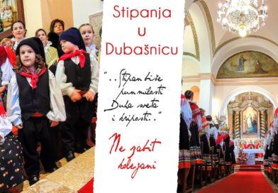 Stipanja u Dubašnicu – ne zabit Kolejani!