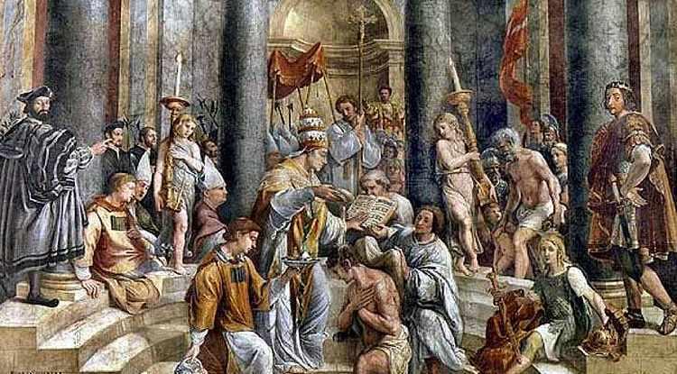 Silvestrovo – Sveti Silvrstar