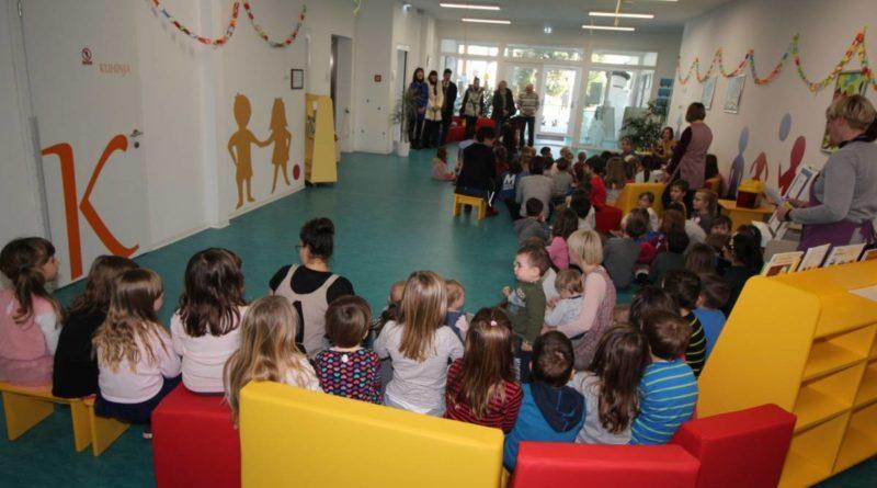 Donacijom gospodina Günter Geiera  razveselili mališane dječjeg vrtića