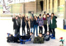 6 b. razred na klizanju u Delnicama