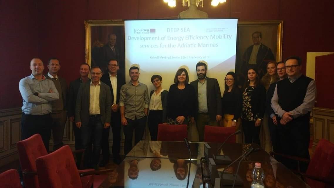 Održan Kick – Off Meeting EU projekta DeepSea