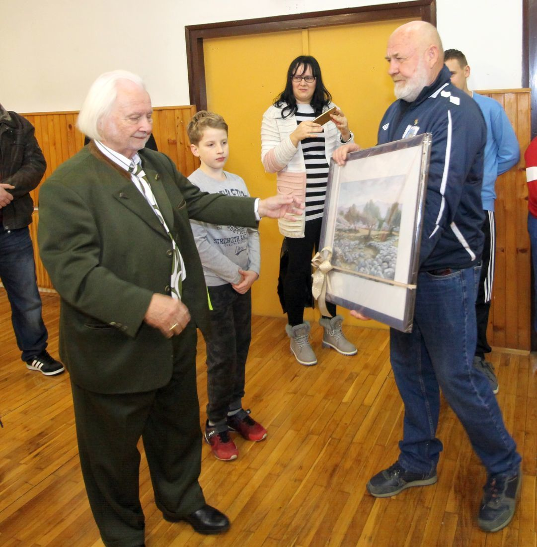 Preminuo Josip Ćuk, počasni građanin Općine Malinska-Dubašnica