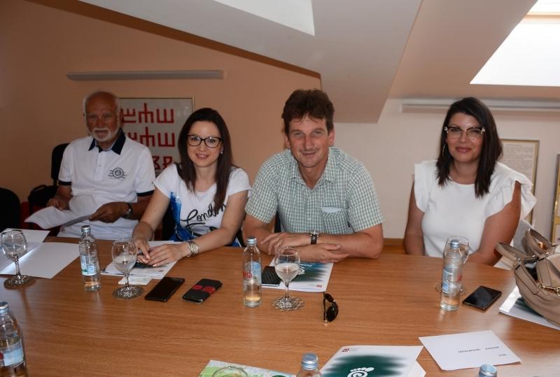 Sastanak partnera u projektu Arca Adriatica u kojem sudjeluje i naša Općina