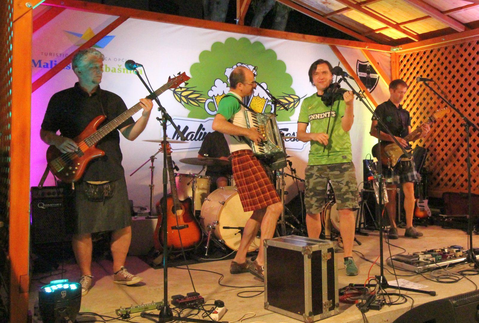 Malinska Beer Fest održan u Malinskoj
