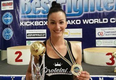 Ana Znaor Milohnić ulazi u Međunarodnu kuću slave borilačkih sportova