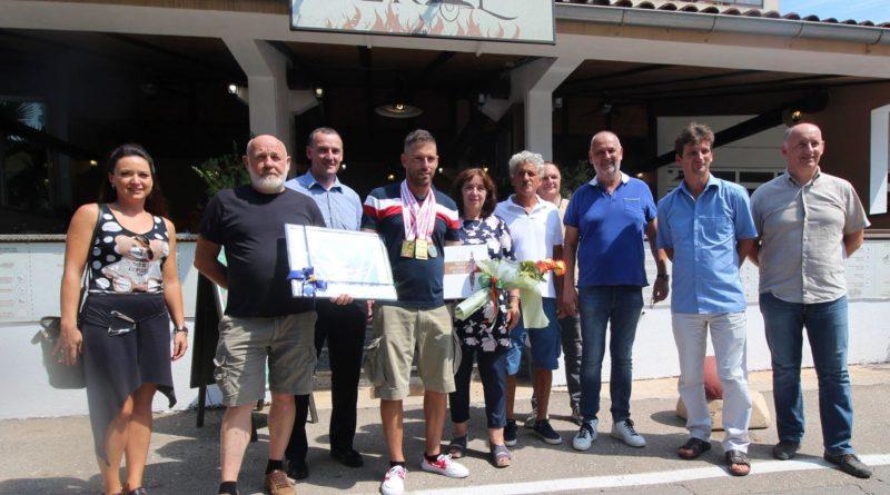 Svjetski prvak Andrej Krstinić svečano dočekan u svojoj Malinskoj