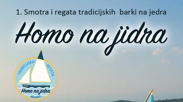 1. smotra i regata tradicijskih barki na jedra Malinska, 17. – 18. kolovoza 2019.