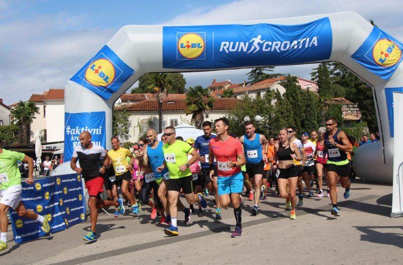 Održana utrka Lidl MALINska Run