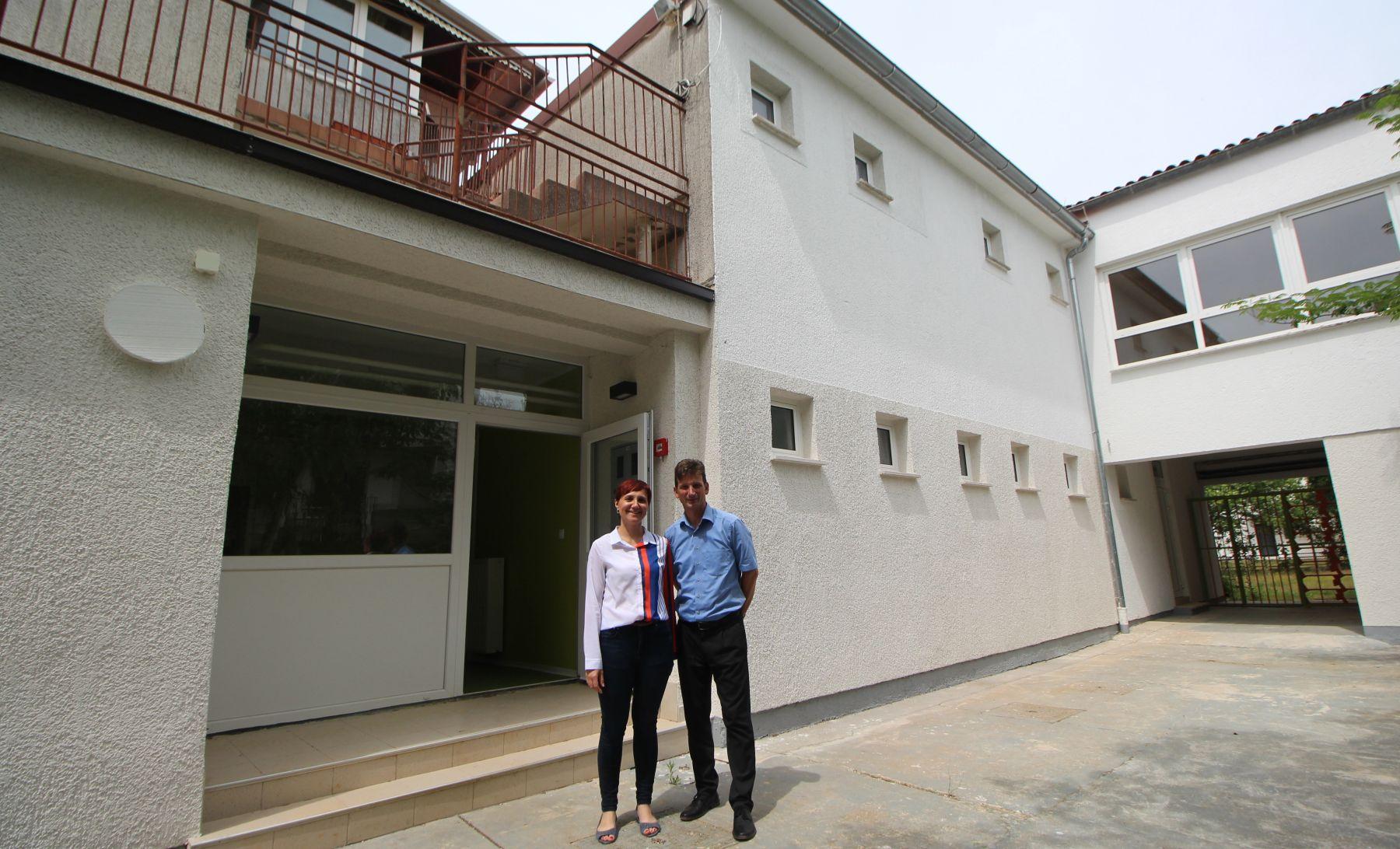 Uređen prostor namijenjen udrugama Općine Malinska – Dubašnica