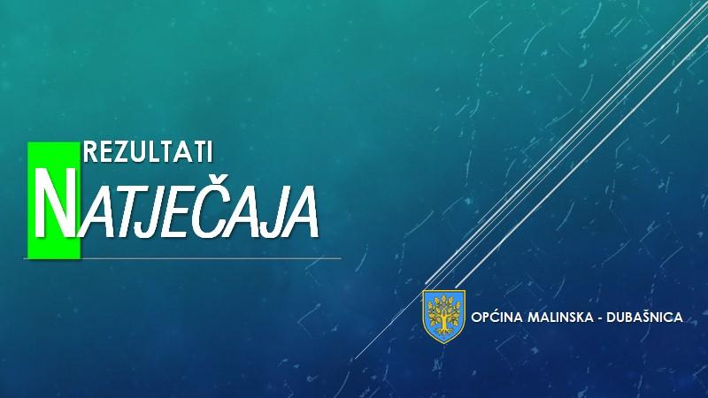 Odluka  o poništenju natječaja za imenovanje pročelnika/pročelnice  Jedinstvenog upravnog odjela