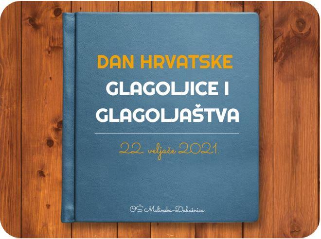 Dan hrvatske glagoljice i glagoljaštva u školi Malinska – Dubašnica