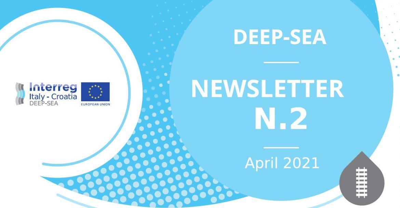 Novosti projekta Interreg – Italy – Croatia  DEEP SEA