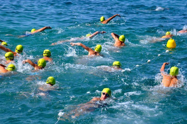 NOVI LIST:U Malinskoj održan plivački maraton, ovo su najuspješniji plivači i plivačice