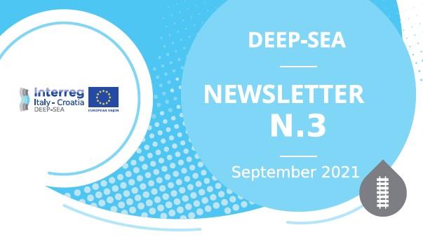 Obavijesti o projektu Interreg Italy – Croatia DEEP SEA